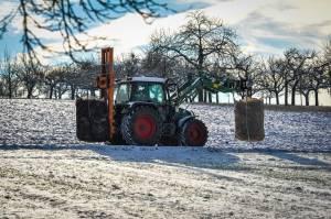 Holz Im Winter-4